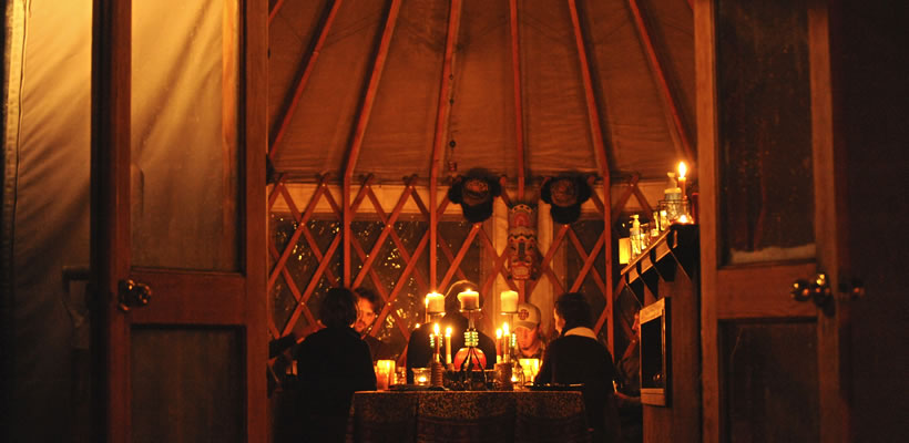 Blue Moon Yurt to be Closed this Winter