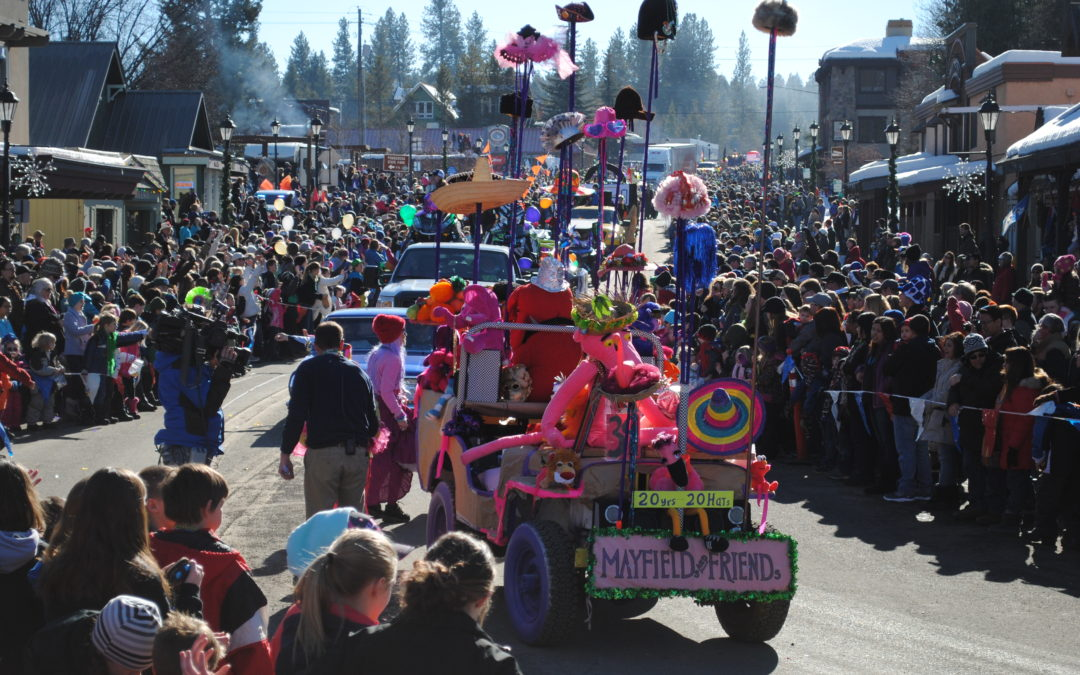 "McCall Winter Carnival: There's ""Snow"" Place Like Home"