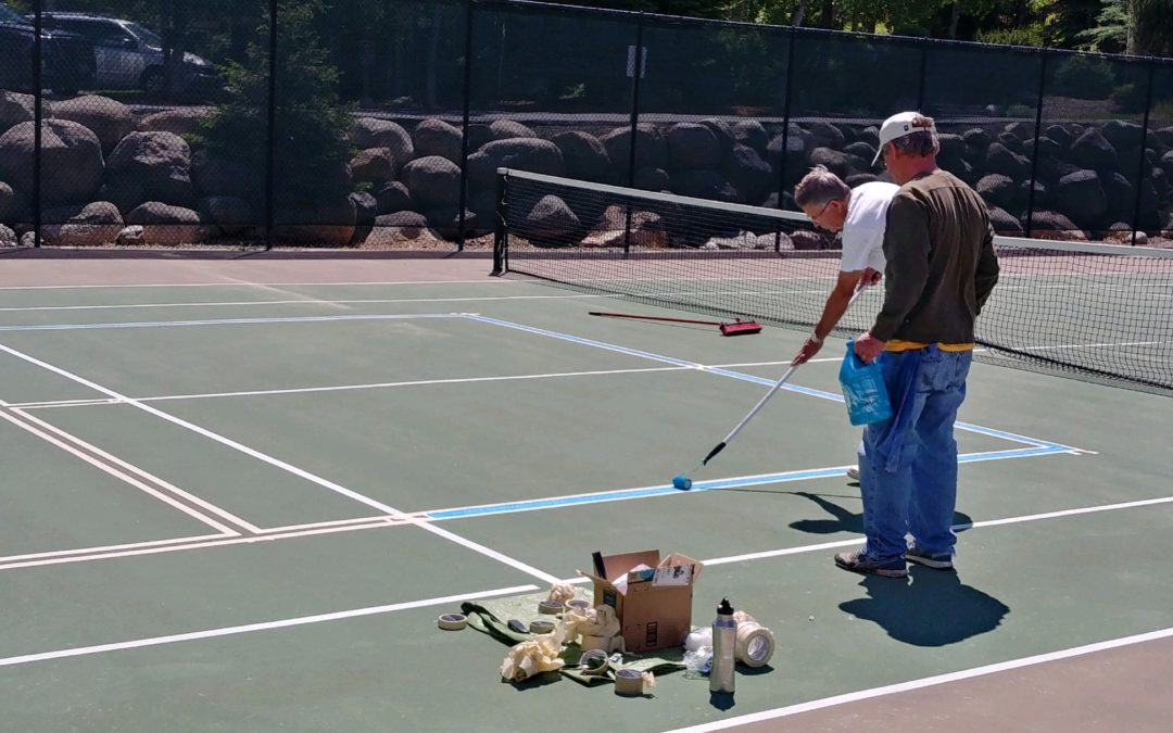Pickleball is Here!